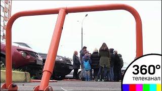 В Одинцовском районе дефицит машиномест