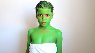 Shampoo joke ! kids pretend play funny videos for kids