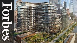 Inside Zaha Hadid's Luxury Building In NYC | Forbes Life