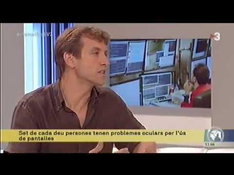Campanya Visió i Pantalles - Emissió TV3 Els Matins 2