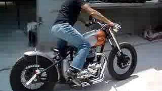 Video Juliet - 1970 Triumph Bobber by Hollywood Bobbers download MP3, 3GP, MP4, WEBM, AVI, FLV Juli 2018
