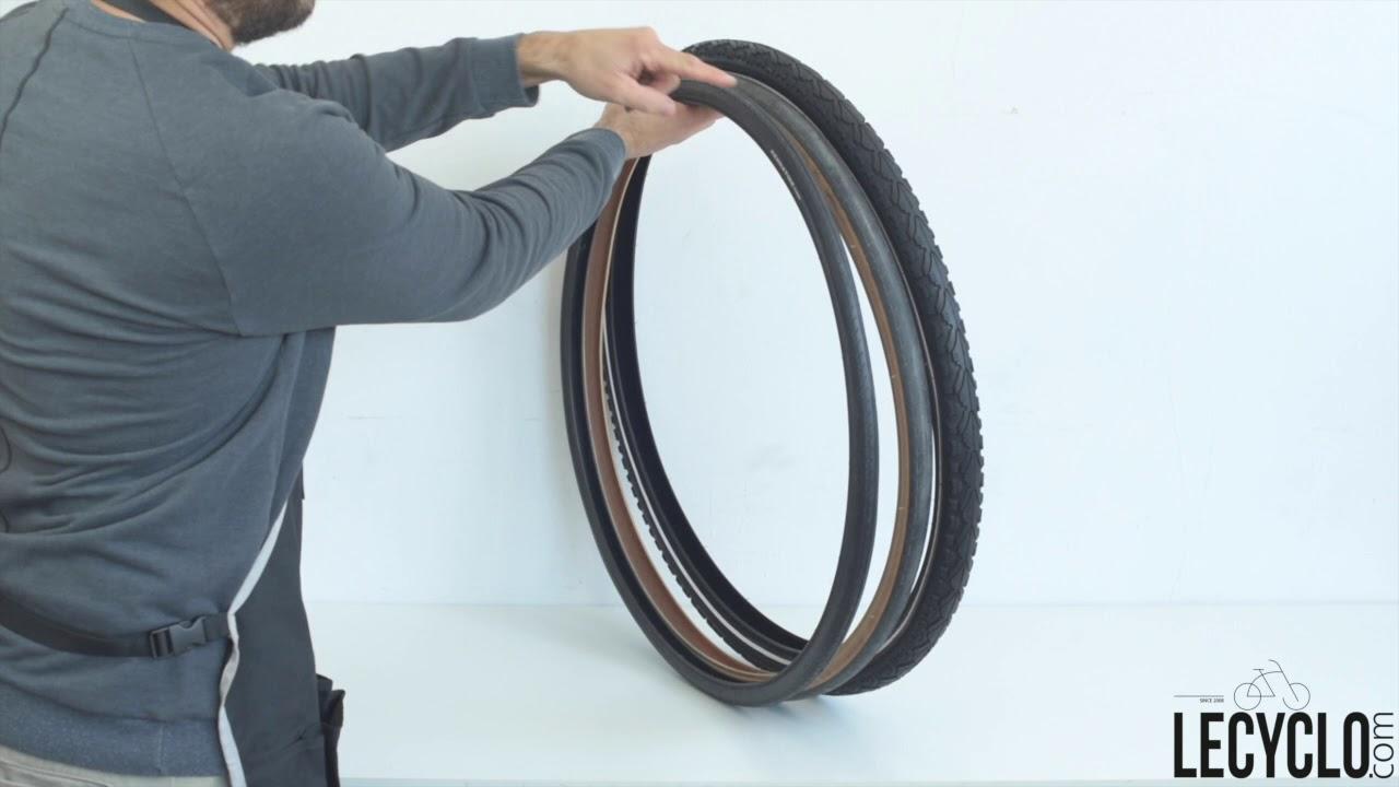 MICHELIN pneus de vélo City /'J 20 in 44-406 fil Gumwall Noir