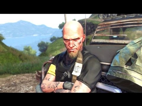Far Cry 3 - Black Gold Mission, Sam Becker, Blow Up Fuel Depots, Died, HD Gameplay PS3