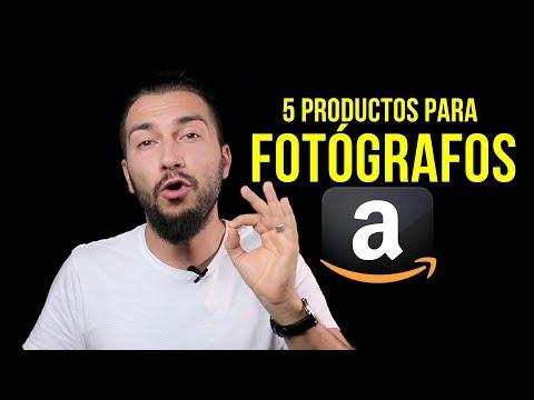 5 productos FOTOGRÁFICOS