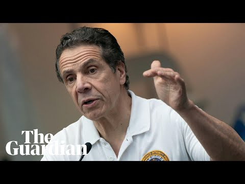 New York governor Andrew Cuomo provides a coronavirus update - watch live