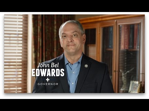 John Bel Edwards - Integrity