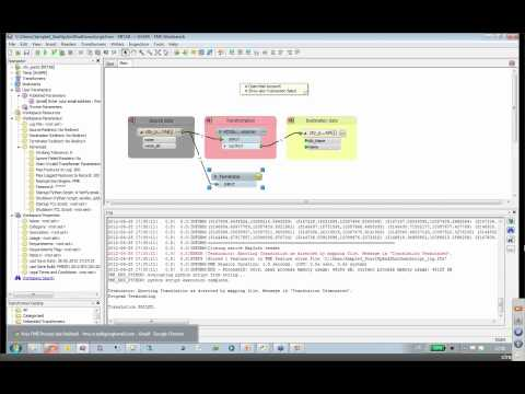 Python Scripting in FME