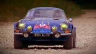 Tamiya Renault Alpine A110 at Monte-Carlo