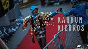 NUTS Karhunkierros 166 km Ruka 2019
