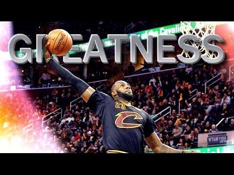 """TIME FOR GREATNESS"" | 2017-2018 NBA Season Promo"