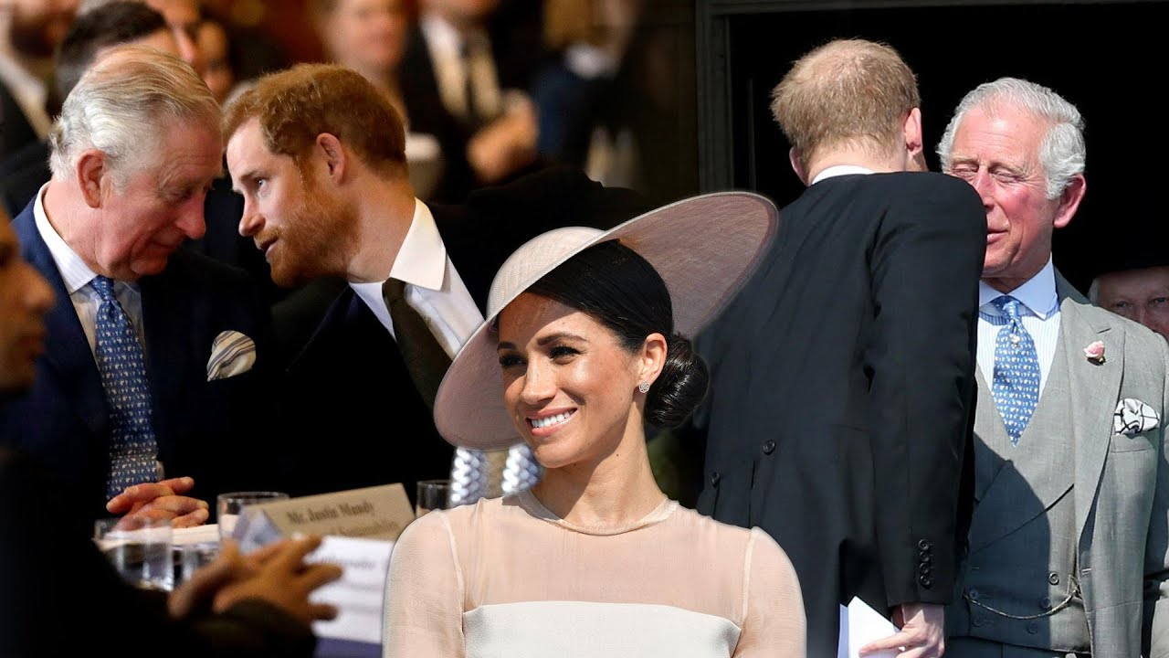 How MEGHAN encourages Harry to appreciate Prince Charles & bond more