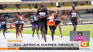 Managoi, Zakayo,get through to finals after all African games trials