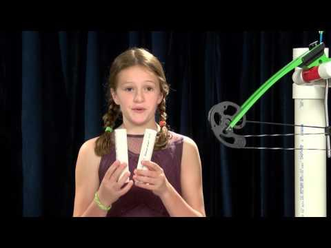 4-H Project Demonstration - Kelsey