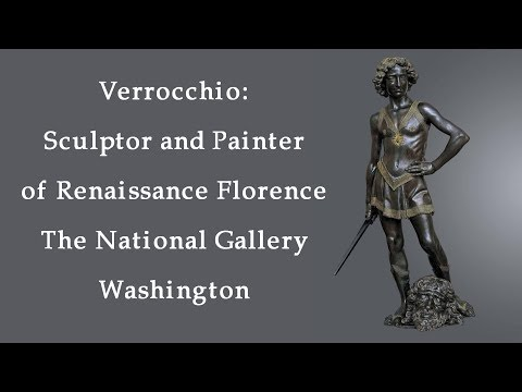 Verrocchio   Sculptor and Painter of Renaissance Florence - The National Gallery, Washington