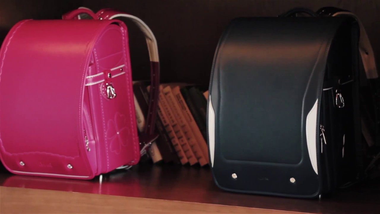 Takata /Bride backpack unboxing and review - YouTube