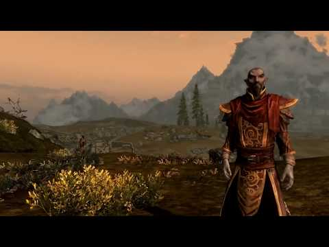 Skyrim Battles - Savos Aren, Faralda, & Tolfdir vs Neloth, Talvas, & Ildari [Master Settings]