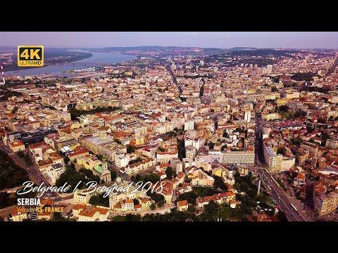 4K - Belgrade / Beograd 360° Panorama