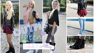 Outfit Ideen - Schule & Alltag Thumbnail