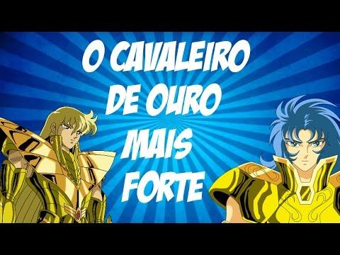 O CAVALEIRO DE OURO MAIS PODEROSO (FORTE) -- Duff25rj