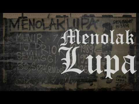 GEMURUH - Menolak Lupa (Official Lyric Video)