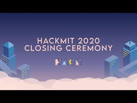 HackMIT 2020 Closing Ceremony