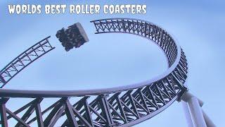Worlds Best Roller Coasters. Japanese TAKABISHA