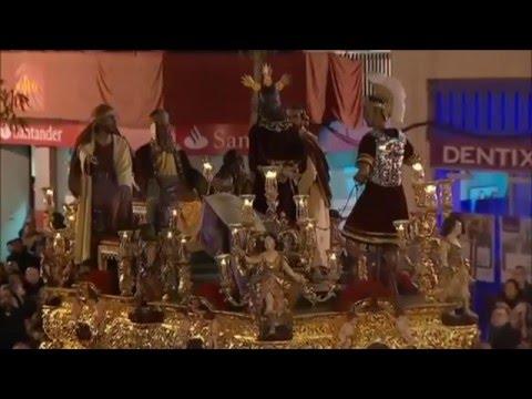 Misterio de la Bofetá Campana 2016. Semana Santa de Sevilla
