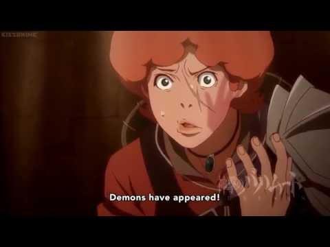 Shingeki no Bahamut Genesis Sub Episode 6