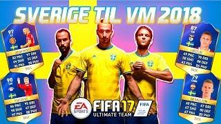 SVERIGE TIL VM 2018!! - FIFA 17 Ultimate Team (DANSK)