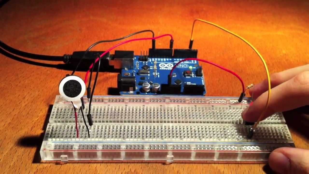 Project 3: Music with Piezo and Arduino Description