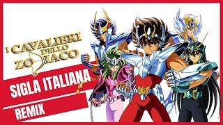 I Cavalieri dello Zodiaco - Sigla italiana (Versione Completa) cantata da Stefano Bersola