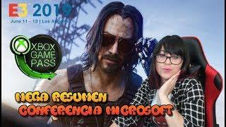 E32019 - Resumen Completo Conferencia  Microsoft