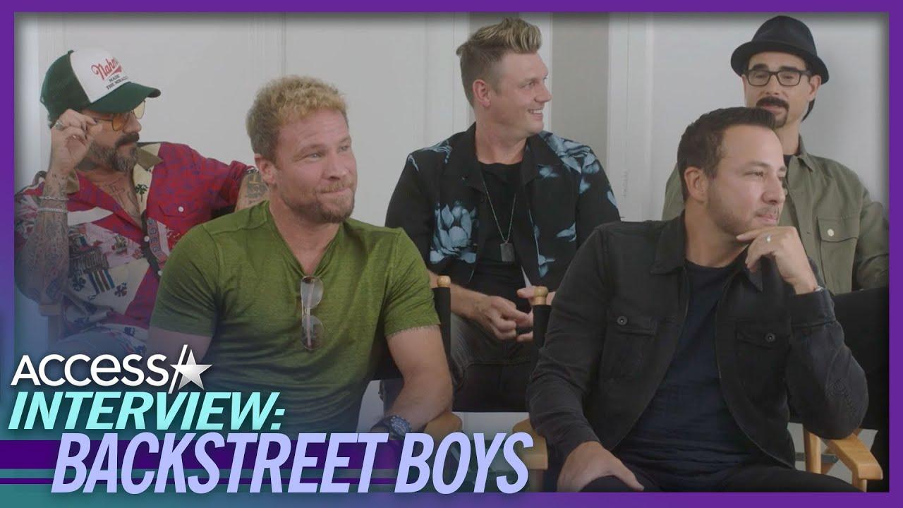 Los Backstreet Boys hablan sobre sus recuerdos con Britney Spears