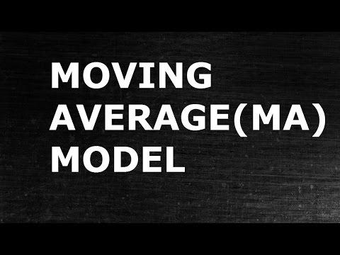Moving Average Models | Time Series