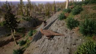 The Isle - Acrocanthosaurus: On the Hunt | AeroSlayer74