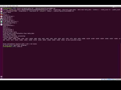 flexfringe | Automaton Learning