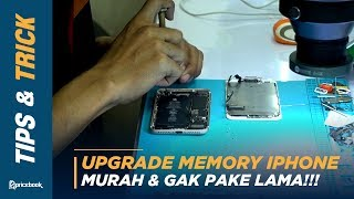Upgrade Memory iPhone Mulai 300 Ribu! 100% WORK Tanpa CACAT!
