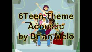 6Teen Bye Bye Nikki Acoustic Song Performed by Brian Melo + Lyrics (in description)