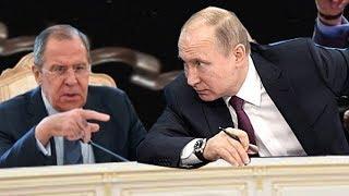 Срочное совещание на кухне Путина