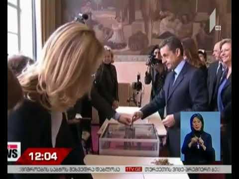საფრანგეთის ყოფილი პრეზიდენტი ნიკოლა სარკოზი დააკავეს