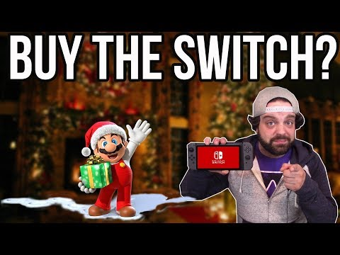 Why YOU Should Buy a Nintendo Switch this Holiday!  RGT 85