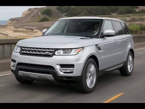 2015 range rover sport review youtube. Black Bedroom Furniture Sets. Home Design Ideas
