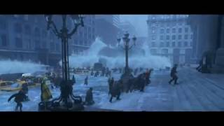 The Day After Tomorrow | VFX Breakdown | Digital Domain