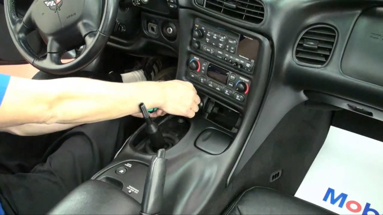 2011 Camaro Fuse Box Mgw C5 Corvette Shifter Removal Amp Console Removal Youtube