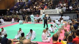 All American Open 2015 Kyokushin Karate NYC Hunters College.