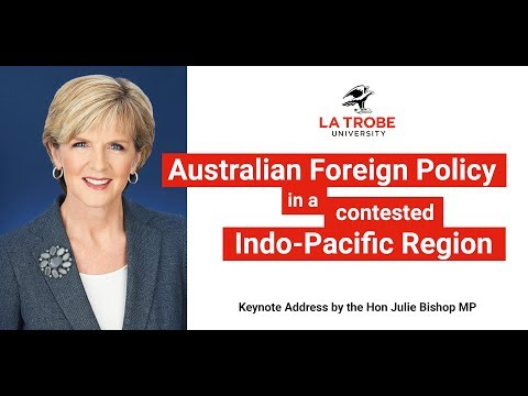 Australian Foreign Policy in a contested Indo-Pacific Region