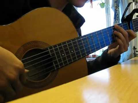 La Peregrinacion - A. Ramires guitar solo Travel Video
