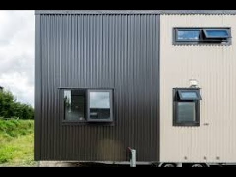 5 in 1 Tiny Home series  Tiny Container House