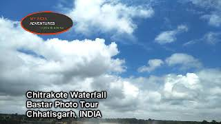 Chitrakote waterfall Jagdalpur Chhattisgarh My India Adventures