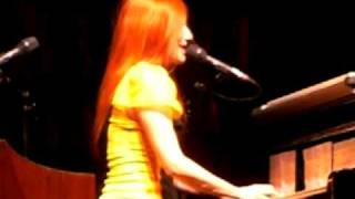 Tori Amos - Big Wheel (Frankfurt 2009)